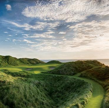 Lahinch Golf Course - 11th Hole