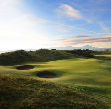 Portmarnock Golf Club 12th Hole