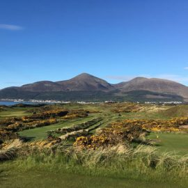 Royal County Down 4th Hole