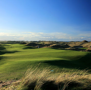 Royal Portrush Golf Club 2nd Hole