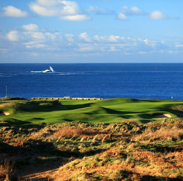 Royal Portrush Golf Club 3rd Hole