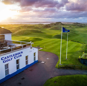 Castlerock Golf Club House