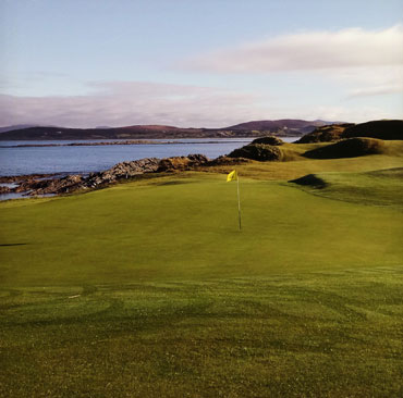 Nairn & Portnoo Golf Club