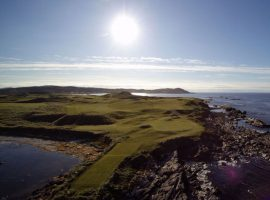 narin portnoo links donegal